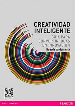 creatividad inteligente, portada del libro
