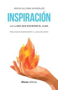 inspiracion la llama que enciende el alma, portada