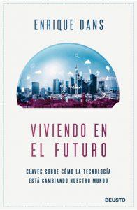viviendo en el futuro, portada, enrique dans