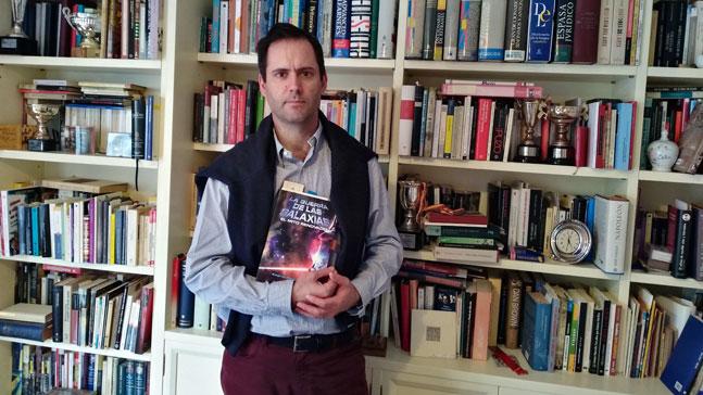 la guerra de las galaxias, un sueño colectivo, Eduardo Martinez Rico