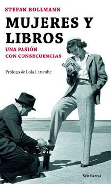 mujeres y libros, portada